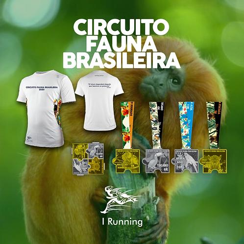 COMBO Circuito Fauna Brasileira 2020