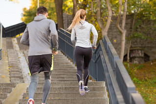 Por que o treino em escada vale a pena?