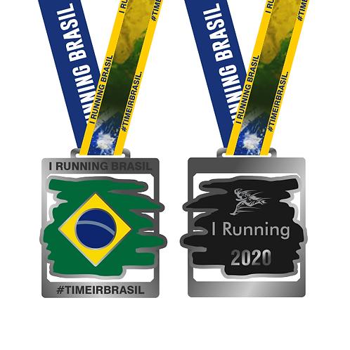 CORRIDA I Running Brasil 4k  -  Apenas Medalhas