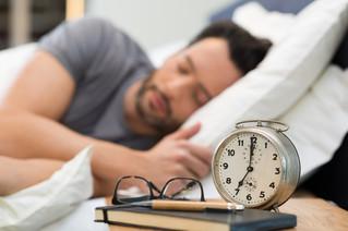 O que acontece quando você não dorme direito
