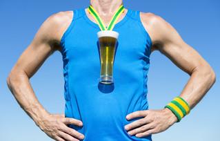 Posso tomar cerveja após uma corrida de rua?