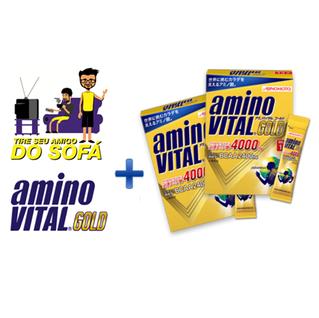 Circuito aminoVITAL GOLD 2017