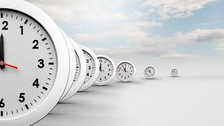 Reflexão sobre o tempo/meta