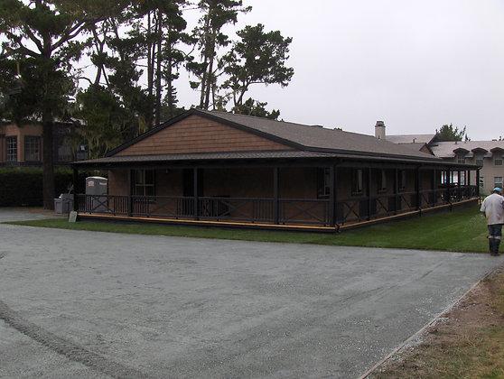 Stevenson School Modular Dorms