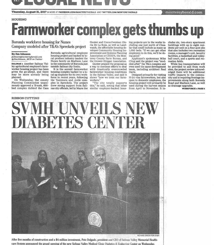 SVMH & Nunes Newspaper Article (2)-- Edited