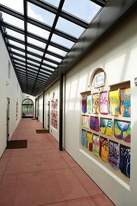 Santa Catalina Lower School Art & Multipurpose Rooms