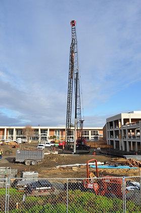 Hartnell Main Campus Buildings D &E Improvements