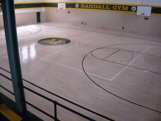 Monterey High School Gym