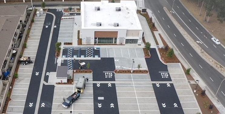 2020 Del Monte Shell Building