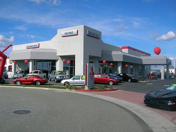 Mitsubishi Salinas