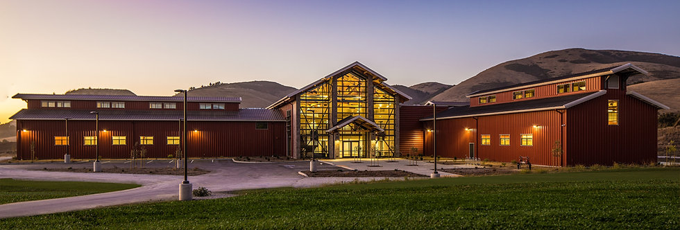 Ted Taylor Ag Vocational Center @ Rancho Cielo Youth Campus
