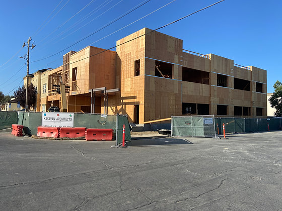 Hartnell King City Campus Expansion