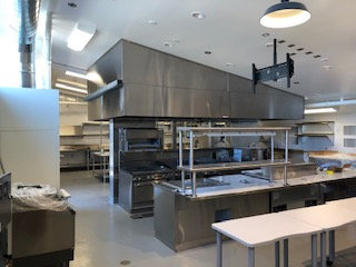 Marina High School Cafeteria