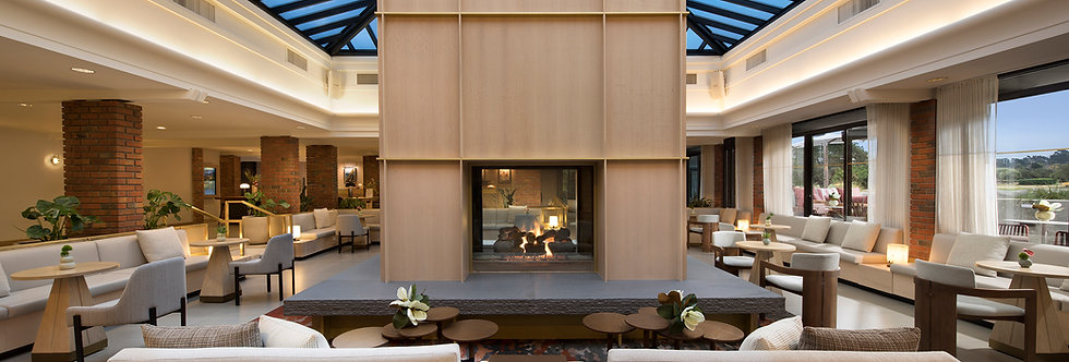 Hyatt Monterey Lobby