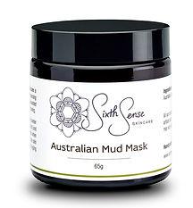 Sixth Sense Skincare Austraian Mud Mask