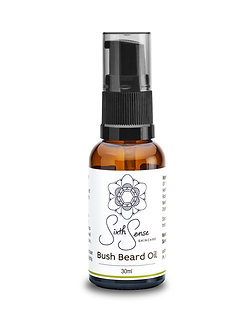 Bush Beard Oil Sixth Sense Skincare