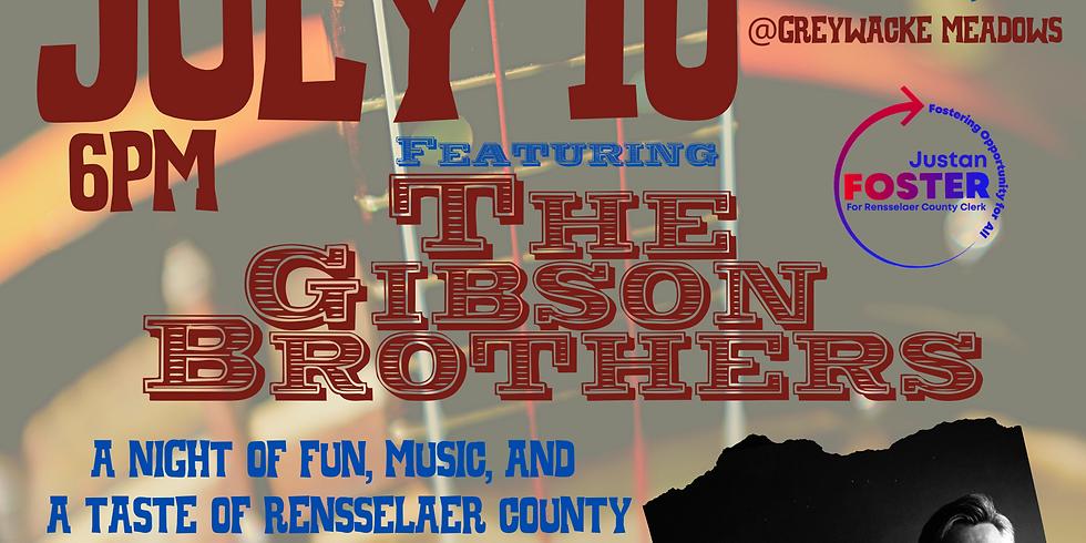 Justan Foster for Rensselaer County Clerk Presents: BlueGrassRoots