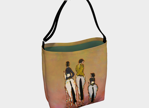RINGSIDE DAY TOTE