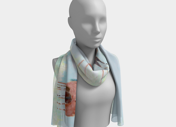 11 MONTHS LONG SCARF
