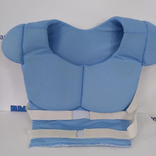 Mascot chest pad
