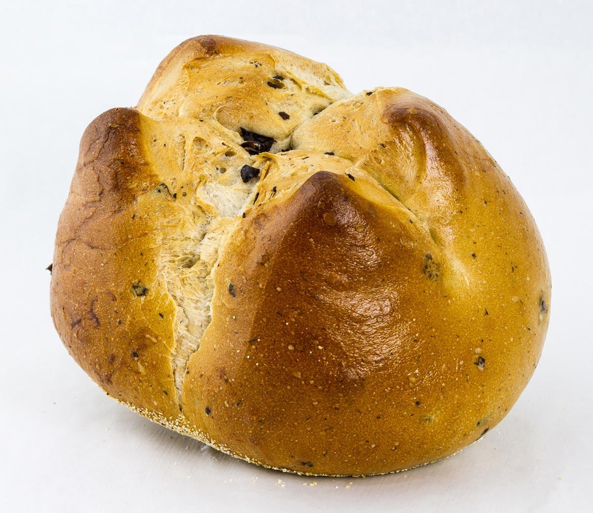 Olive Sourdough Bread