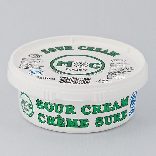 Sour Cream, 250 ml