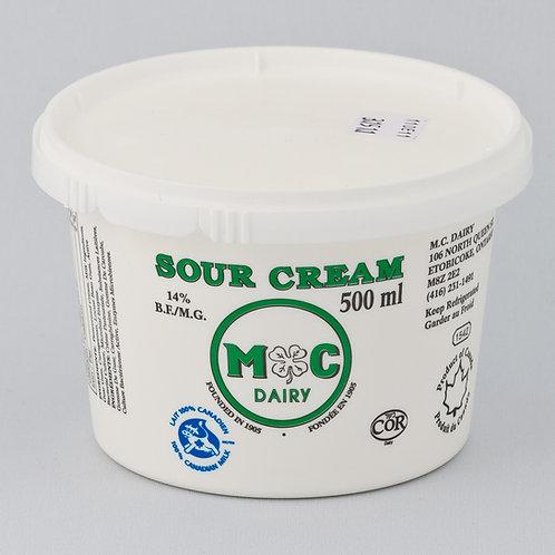 Sour Cream, 500 ml