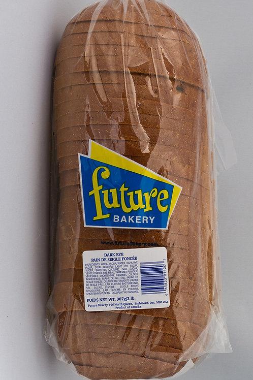 Dark Rye Bread 2 lb