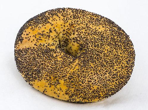 Poppy seed Bagel (per dozen)