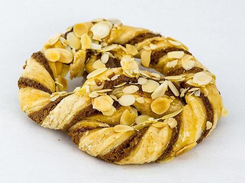 Almond Pretzel