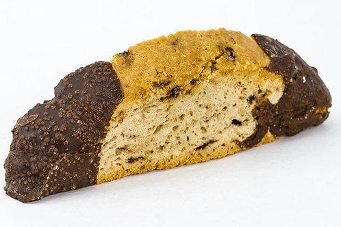 Chocolate Tipped Biscotti