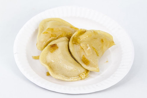 Potato and Cheddar Cheese Pierogies (per dozen)