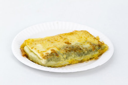 Spinach and Cheese Crepe