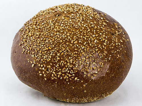Pumpernickel Round Rye Bread, Small