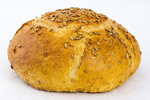 Sunflower Rye Bread 24 oz Round