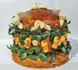 Wedding Bread (Korovai)