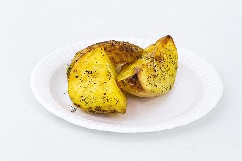 Oven Baked Potato Wedges (per kilogram)