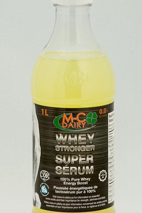 Whey Stronger, 1L