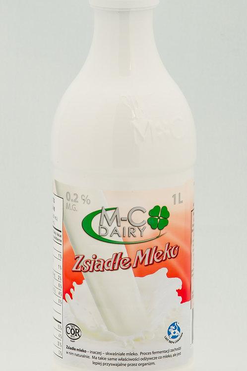 Zsiadłe mleko, 1L