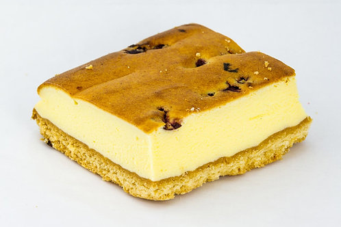 Cherry Cheesecake on Plain Crust (per kilogram)