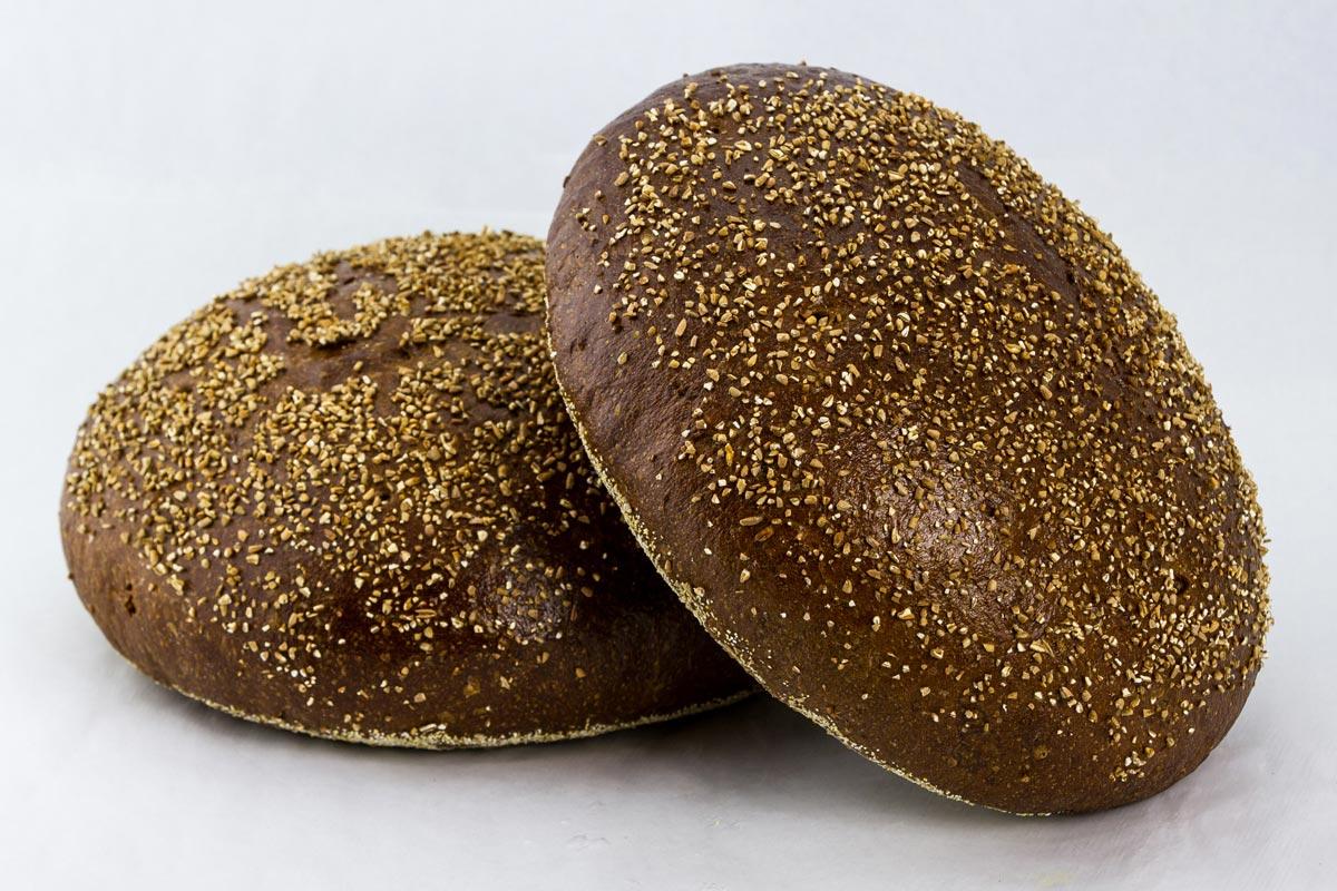 Pumpernickle Round Rye Bread