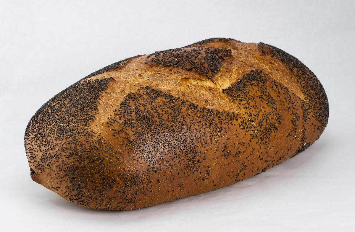 Poppyseed Rye Bread