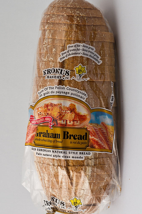 Graham Whole Wheat Bread