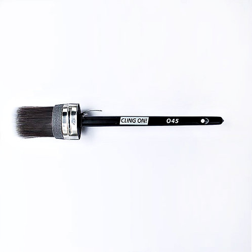 Cling On Brush O45 (Oval)