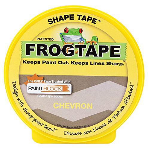 FrogTape, Chevron Design, 1.8inch