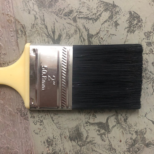 Top Coat/Poly/Varnish/Laquer Brush