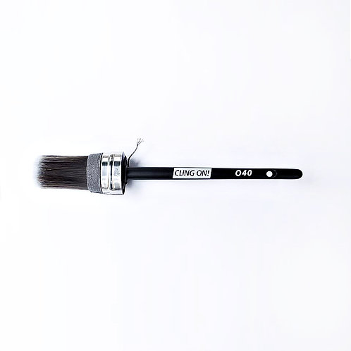 Cling On Brush O40 (Oval)
