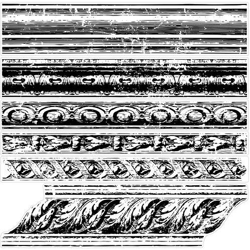 Trompe L'Oeil 1: Décor Stamps
