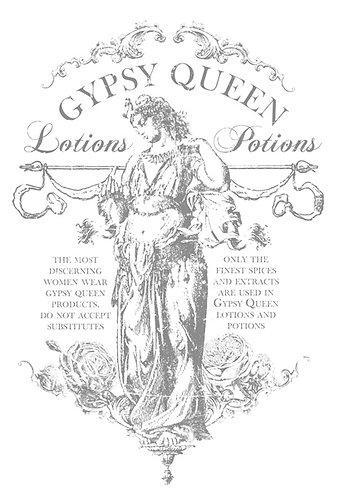 Gypsy Brand (24inch x 36inch)