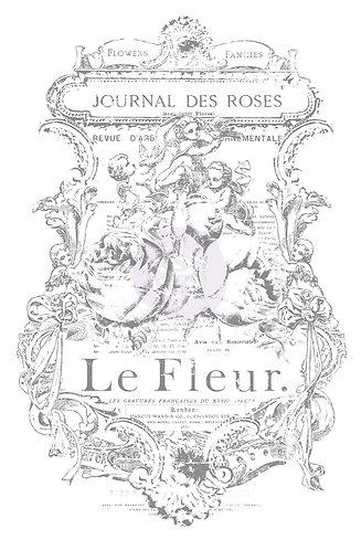 Fleur (24inch x 36inch)